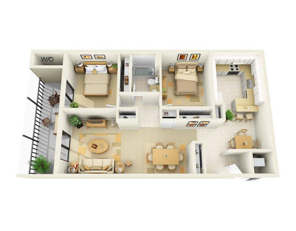 Floorplan #9