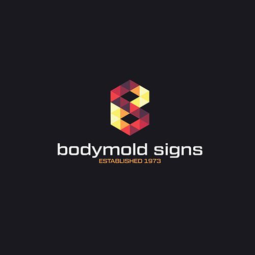 Bodymold Signs Logo